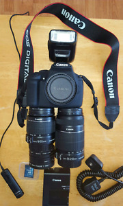 Canon Rebel T3 Camera Kit