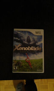 Vente Xenoblade chronicles MINT