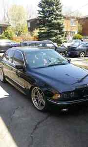 Bmw 528i e39 full equip low mileage mintt!!