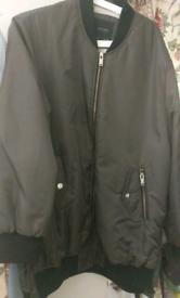 Zara's bomber jacket