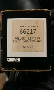 Crower Ford Roller Lifters