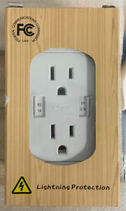 Brand new Duplex USB receptacles