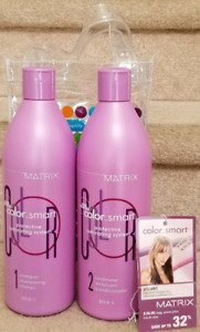 Shampoo and Conditioner for colour treated hair