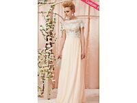 Vintage Embellished Style Wedding Dress