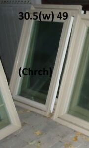 Window - Awning Windows, Various Sizes (a)