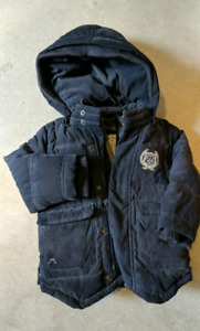 Down Winter Coat by Chateau de Sable, 18m
