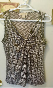 Women's Michael Kors Tank Top, X Small, Excellent Condition