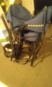 Mountin equipment co-op Baby back pack carrier