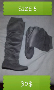 """""""REDUCED"""" SIZE 5 NEW ALDO WOMEN BOOTS 24$"""