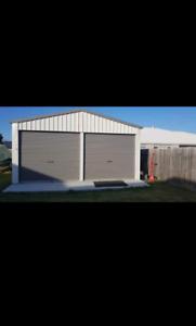 large house/acreage shed