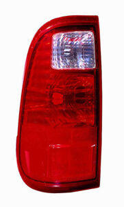 2008-2016 FORD SUPERDUTY DRIVER SIDE TAIL LIGHT. F250 F350 F450