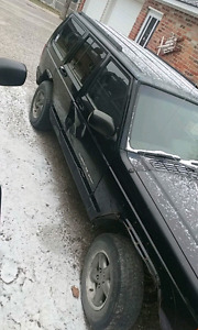 1999 cherokee part out