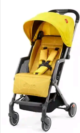 Brand New Diono Traverze Luggage Style Stroller