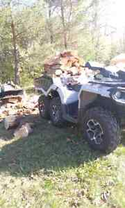Can am 6x6 650