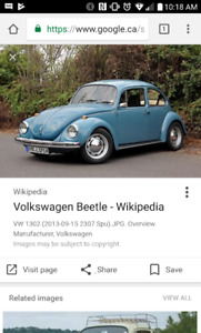 Looking for Vw parts!