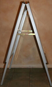 A-Frame Snap Sign Holder Double Sided - Brand New Kitchener / Waterloo Kitchener Area image 2