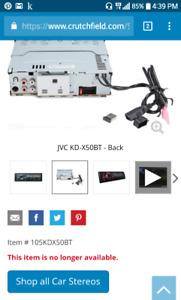 JVC X50BT
