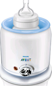 Phillips Avent bottle warmer only used a few times $20