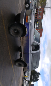 1995 ford f150 6 inch lift on 35s