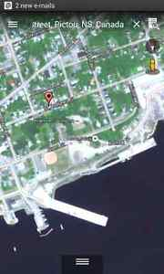 QUICK SALE!!!!!Piece of land in pictou n.s.