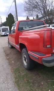 Gmc Sierra 350 small block 1500