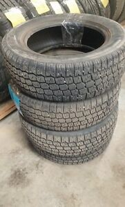 Four 175/65R14 Studded Winter tires - $100 Prince George British Columbia image 1