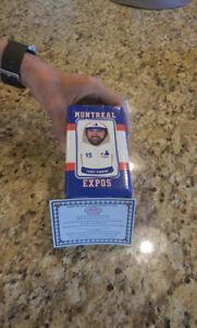 Babooshkah des Expos de Montréal - Larry Parrish  (COA)