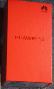 HUAWEI Y6 CELL PHONE