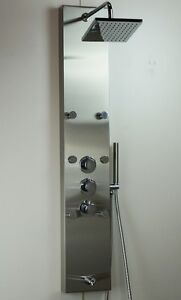 Body Spa LED Shower Panel/ Colonne panneau de douche West Island Greater Montréal image 6