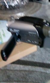 Sony DVD palmcorder