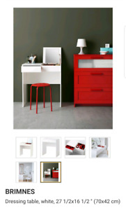 Dressing Table / Makeup Vanity - Ikea Product