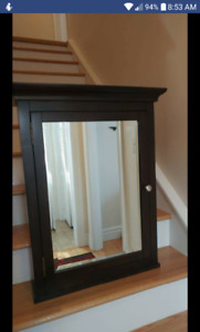 Brand New Medicine Cabinet With Crown Molding
