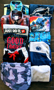 Boys set (11 items) - 8-10 yrs