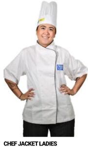George Brown Chef's Uniform