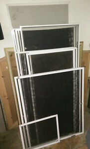 Lots and lots of window screens $ 2 EACH, large $ 5 Kitchener / Waterloo Kitchener Area image 1
