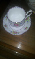 Cup and Saucer Royal Albert Petit Point $10 Huntsville
