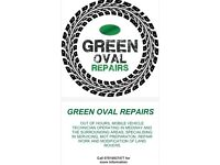 GREEN OVAL REPAIRS