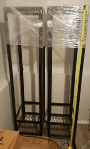 Matching set of Display towers/Vitrines