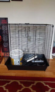 Large rodent cage for sale.