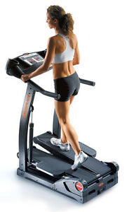 PERFECT NAUTILUS TC5000 Treadclimber SEE VIDEO