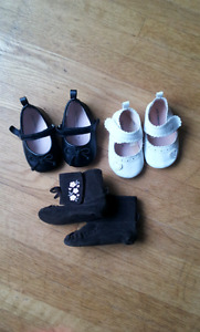 Girls size 4 Joe Fresh Shoes