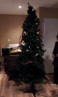 Artificial Christmas Tree for SALE!