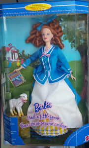 COLLECTOR EDITION: Barbie Had a Little Lamb