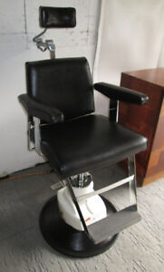1960's Mid Century Electric Powered Belmont Barber Chair – Japan