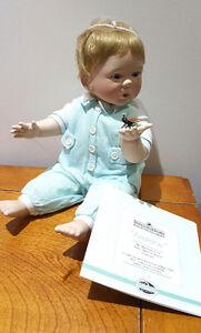 """Ashton Drake """"Andrew"""" doll # 92481"""