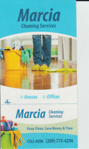Marcia Cleaning Services