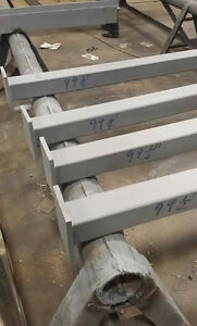 Structural Steel & Rebar - Fabrication, Cutting, Bending & Prime