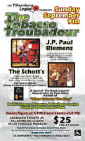 The Tobacco Troubadour - Songs & Stories