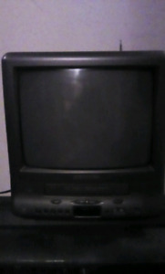Tv vcr combo