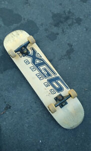 "$50 for 31"" long XG6 X Games skateboard"